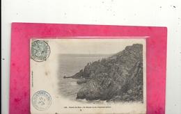 145. POINTE DU RAZ - LE MOINE VU DE L'EXTREME POINTE . AFFR EN 1905 - La Pointe Du Raz