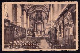 LIERDE - SINT MARTENS LIERDE -- Binnenzicht Der Kerk - Niet Courant !! - Lierde
