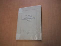Les Amis De L'Hôtel-musée Merghelynck 1955-1956 / Tablettes De Flandre - Livres, BD, Revues