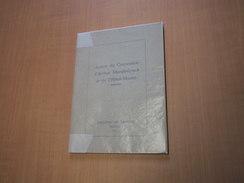 Autour Du Centanaire D'Arthur Merghelynck Et De L'Hôtel-musée  / Tablettes De Flandre - Livres, BD, Revues