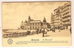 Prentkaart Ostende Oostende   Onbeschreven Kursaal - Oostende