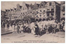 62 - ARRAS . Cortège Historique Du 17 Juillet 1910 . Entrée De Marie De Bourgogne - Réf. N°4233 - - Arras