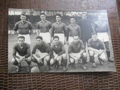 PHOTO SPORT EQUIPE DE FOOTBALL 13x8 Cm Fc Metz 1946 1947 - Sport