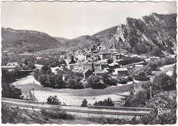 05. Gf. SERRES. Vue Prise De Claret. Ligne De Chemin De Fer Grenoble-Marseille. 2573 - Altri Comuni