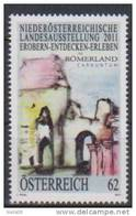 """Österreich 2011:  """"NÖ.Landesausstellung"""" Postfrisch - 1945-.... 2de Republiek"""