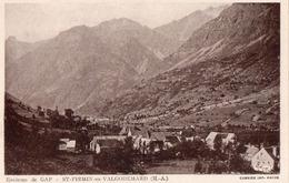 Valgaudemard ; Les Andrieux  Vue Generale - France