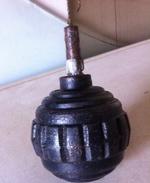 Grenade Allemande Neutralisée  Kugel Ww1 1914 18 - 1914-18