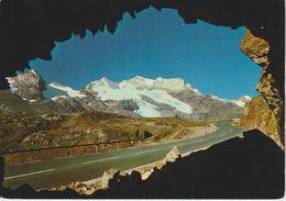 (CH986) BERNINA PASS ... UNUSED - Switzerland