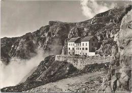 Z4732 Monte Pasubio (Vicenza) - Rifugio Generale A. Papa - Panorama / Viaggiata 1964 - Italia