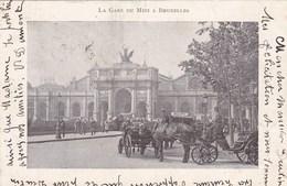 Brussel, Bruxelles, Gare  Du Midi, Attelages (pk39068) - Spoorwegen, Stations