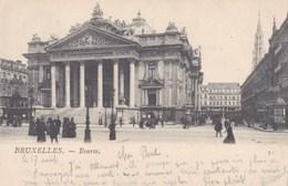 Brussel, Bruxelles, Bourse (pk39074) - Monumenten, Gebouwen