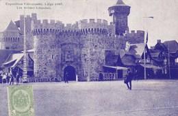 Luik, Liege, Exposition Universelle 1905, Les Arènes Liegoises (pk39076) - Liege