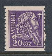 Sweden 1921 Facit # 153 B, Gustav Vasa, MNH (**) - Nuovi