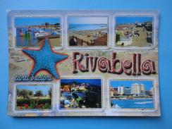 Rivabella - Rimini - Vedutine - Brillantinata - Rimini