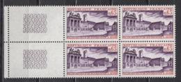 FRANCE 1973 - BLOC DE 4 TP  Y.T. N° 1757 - NEUFS** /Y250 - Frankreich