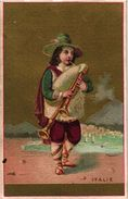 8 Trade Cards  Chromo Music  Pre 1900  Biniou Bagpipe Dudelsack  Doedelzak - Other