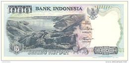 Indonesia - Pick 129 - 1000 Rupiah 1992 - Unc - Indonésie