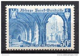 France   N° 888 Neuf  XX  MNH , Cote :  7,00 €  Au Quart De Cote - France