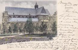 Brussel, Bruxelles, Eglise Du Sablon (pk39098) - Monumenten, Gebouwen
