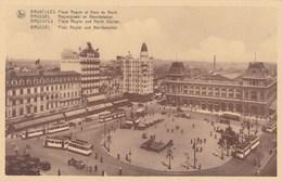 Brussel, Bruxelles, Rogierplaats En Noordstation (pk39099) - Places, Squares