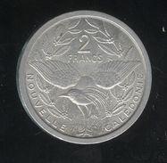 2 Francs Nouvelle Calédonie  1949 - TTB+ - New Caledonia