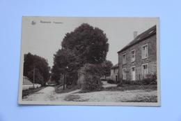 A 351 - Assenois Presbytère - Léglise