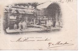 Bessèges , Le ... Compagnie Des Forges - Laminoirs ( Carte Nuage Ou Précurseur ) - Bessèges
