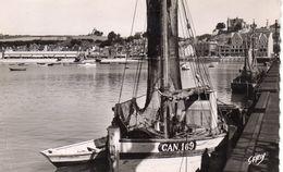 Cancale Le Port La Houle Bateaux - Cancale