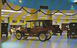 Interior View Frederick C Crawford Auto-Aviation Museum Cleveland Ohio - Museum