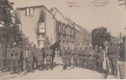 68 - INGERSHEIM - DESTRUCTIONS DU 22.08.1914 - France
