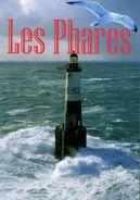 """Encart 1er Jour De 2007 De 4 Pages """" LES PHARES """". N° YT BF 114. Voir Les 3 Scans. - Lighthouses"""