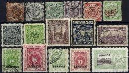 INDIAN STATES, HYDERABAD, */o M/U, F/VF - Hyderabad