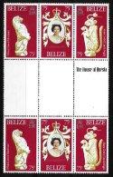 BELIZE, Yv 394/6, ** MNH, VF/XF - Belize (1973-...)