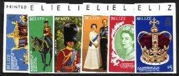 BELIZE, Yv 423/8, ** MNH, VF/XF - Belize (1973-...)