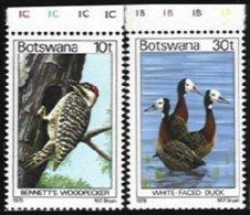 BOTSWANA, Yv 356, 360, ** MNH, VF/XF - Botswana (1966-...)