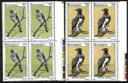 BOTSWANA, Yv 364/5, ** MNH, VF/XF, Cat. € 45,00 - Botswana (1966-...)