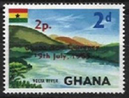 GHANA, Yv 202, SG 382f, ** MNH, VF/XF, Cat. € 45,00 - Ghana (1957-...)