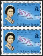 SOLOMON ISLANDS, Yv 245, SG 250Ei, ** MNH, VF/XF - British Solomon Islands (...-1978)