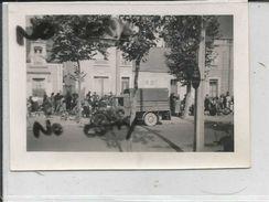 72 LE MANS MARCHE     PHOTO ALLEMANDE 1940 - Le Mans