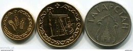 TATARSTAN 2013 Set Of 3 Coins - Tatarstan