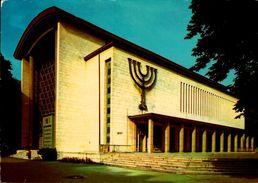STRASBOURG..LA SYNAGOGUE DE LA PAIX...CPM - Kirchen U. Kathedralen