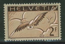 Suisse // Schweiz // Switzerland //  Poste Aérienne   // 1923 //  No. 13  Timbre Neuf ** - Airmail
