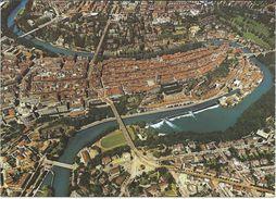 Stadium And City Bern.Switzerland - Stadiums