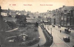 Luik Liege    Square Notger   Palais Du Gouverneur         I 632 - Liege