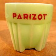 COQUETIER EN VERRE PARIZOT DIJON MOUTARDE - Dishware, Glassware, & Cutlery