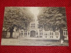 REKEM  - RECKHEIM - Toevluchthuis  - Ingang  - Maison De Retraite - L'entrée - Lanaken