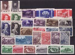 2785 - Russie 1933-48 Neufs**,neufs*,et Obliteres - Timbres