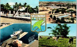 AFRIQUE -- MADAGASCAR -- Tamatave - 4 Vues - Madagaskar