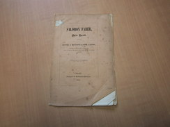 Ieper - Ypres / Salomon Faber, Poëte Yprois - Libros, Revistas, Cómics