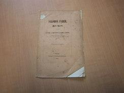 Ieper - Ypres / Salomon Faber, Poëte Yprois - Livres, BD, Revues
